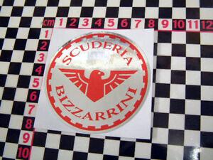 MADE in GERMANY adesivo cromato-tedesco classico circuito Auto Racer Decalcomania