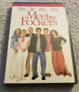Meet The Fockers 2004 Dvd Movie Comedy Ben Stiller Robert De Niro New Ebay