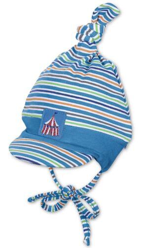 Sterntaler Schirmmütze für Jungs Manege 1501445 UV Schutz 50