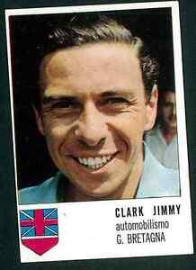 Jimmy-CLARK-Inghilterra-Formula-1L-ED-LAMPO-MINT-grandi-campioni-1965-1966