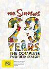 The Simpsons : Season 20 (DVD, 2010, 4-Disc Set)