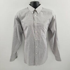 Joseph-amp-Feiss-L-Dress-Shirt-Striped-L79