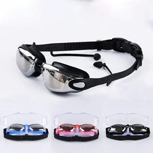 16405e89f318 Image is loading 2019-Optical-Swimming-Goggles-Myopia-Prescription- Corrective-Anti-