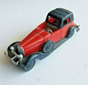 Estetyka-1-55-made-in-Poland-Plastik-Hispano-Suiza-Landaulet-1934-Modellauto