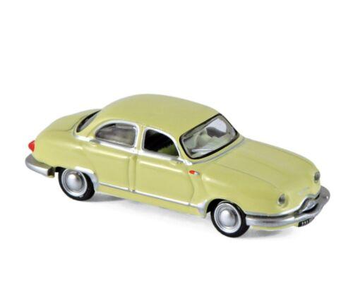 Jonquille Norev 451896 Panhard Dyna Z12 1957