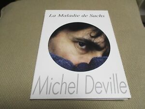 DVD-DIGIPACK-NEUF-034-LA-MALADIE-DE-SACHS-034-Albert-DUPONTEL