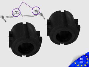 2x-Suspension-Stabilizer-Bar-Bushing-Front-for-Mercedes-fit-W211-W220-Bar-Bushes