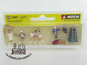 ED-15880-NOCH-ESCALA-H0-DIFERENTES-PERSONAJES-Jugadores-de-Tennis-NUEVO