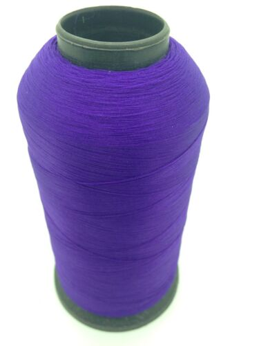 Cono de poliéster con bloqueo de máquina de coser Carrete de hilo industrial vendedor de Reino Unido