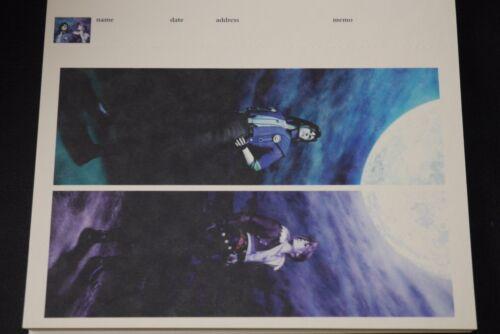 JAPAN  Tetsuya Nomura Final Fantasy VIII Postcard Book