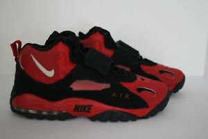 meet 90b6c b4fff Image is loading Nike-Air-Max-Speed-Turf-49ers-Dan-Marino-
