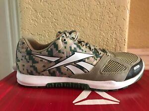Training Shoes Size 7.5 Camo NEW J99111
