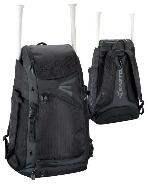 Easton E610CBP Baseball Softball Catcher s Equipment Backpack Bag Black  A159029 d893ebb18b29