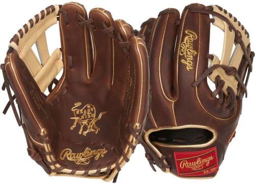"Ltd Ed Baseball Glove Rawlings  PRO315-7SLC 11.75/"" Heart Of The Hide Color Sync"