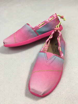 """New Girl/'s//Childs Skechers  Lil Bobs Bob/'s /""""Color Crush/"""" Shoes//Flats 85097L"""