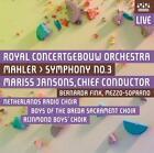 Sinfonie 3 von M. Jansons,Cgo (rco) (2013)