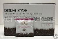 Miscela D'oro Italian Espresso Intenso (single) - 150 Espresso Pods Cappuccino