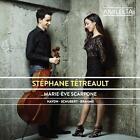 Werke für Cello und Klavier von Marie-Eve Scarfone,Stephane Tetreault (2015)