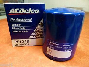 Olfilter-ACDelco-PF1218-Chevrolet-GMC-1966-2002