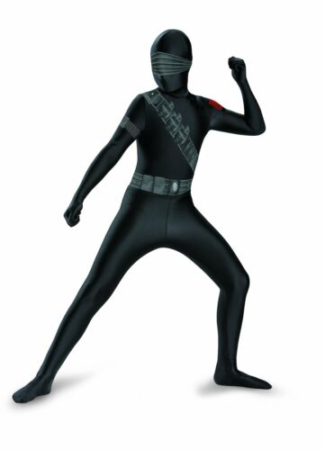 Disguise Snake Eyes Deluxe Bodysuit Costume Adult XX-Large
