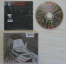 CD ALBUM BROKEN ARROW - CRAZY HORSE NEIL YOUNG 8 TITRES 1996 MADE IN GERMANY