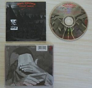 CD-ALBUM-BROKEN-ARROW-CRAZY-HORSE-NEIL-YOUNG-8-TITRES-1996-MADE-IN-GERMANY