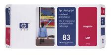 HP Testina di stampa DesignJet 5000 5500 5500PS/C4962A Nr. 83/MAGENTA UV