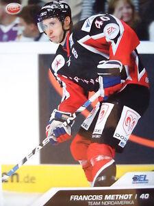 034 Francois Methot Del All Stars équipe Amérique Du Nord 2009-10-afficher Le Titre D'origine A12vacz7-08005006-815406159