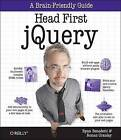 Head First jQuery: A Brain-Friendly Guide by Ryan Benedetti, Ronan Cranley (Paperback, 2011)
