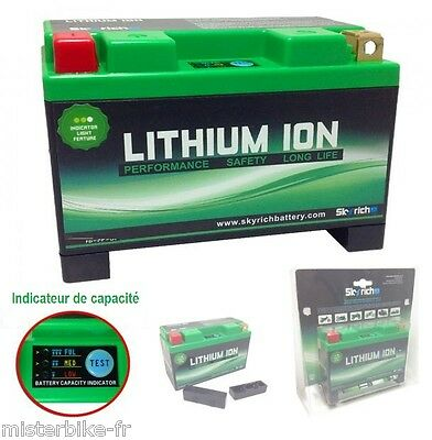 Batterie Lithium Moto Garantie  YTZ14S-BS  BMW C 600 SPORT / C 650 GT