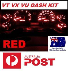 VT-VX-VU-RED-LED-Dash-Light-KIT-Commodore-Berlina-Calais-SS-WH