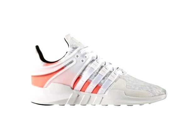 Adidas EQT Support Advanced BB1296 White Turbo Red Comfortable Seasonal clearance sale