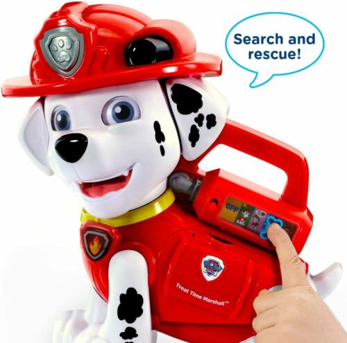 Paw Patrol Treat Time Marshall Toy Educational Learning Kids Gift Children Play