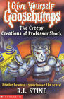 The Creepy Creations of Professor Shock by R. L. Stine (Paperback, 2000)