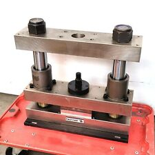 Ball Bearing 2 Post Die Punch Cut Press Assembly Stroke 35 Usable Area 4x 8