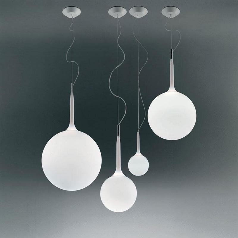 Artemide CASTORE SOSPENSIONE Lampada Lampada Lampada a sospensione | Supérieurs Performances  be7013