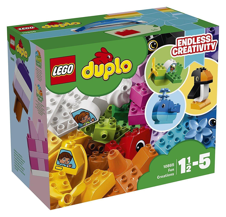 LEGO DUPLO Endless créativité idée Boîte Bloc de construction jouet  10865  livraison rapide et livraison gratuite sur toutes les commandes
