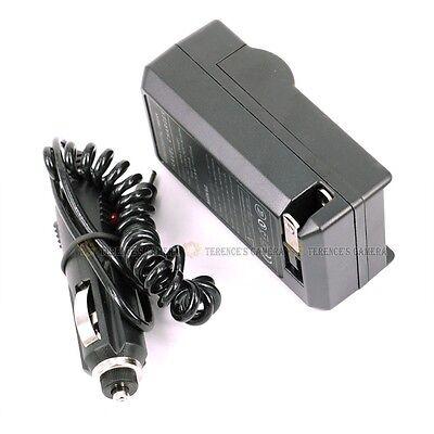 BATTERY CAR CHARGER FOR BP1130 BP-1030 Samsung NX2000 NX210 NX1000 NX1100 NX300