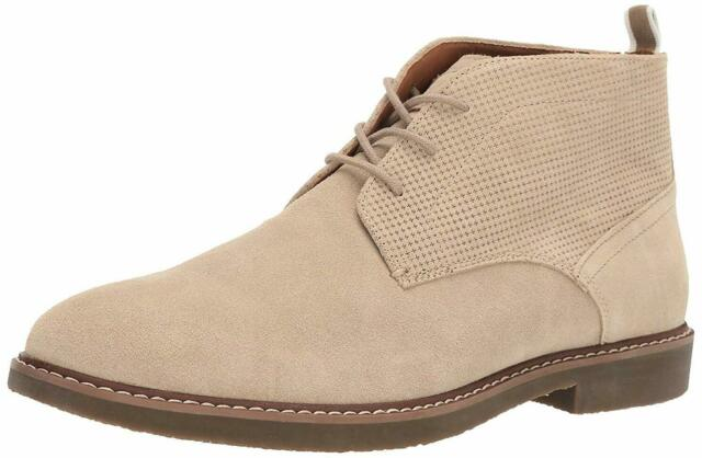 Highline Chelsea Boot 9.5 M Sand Suede