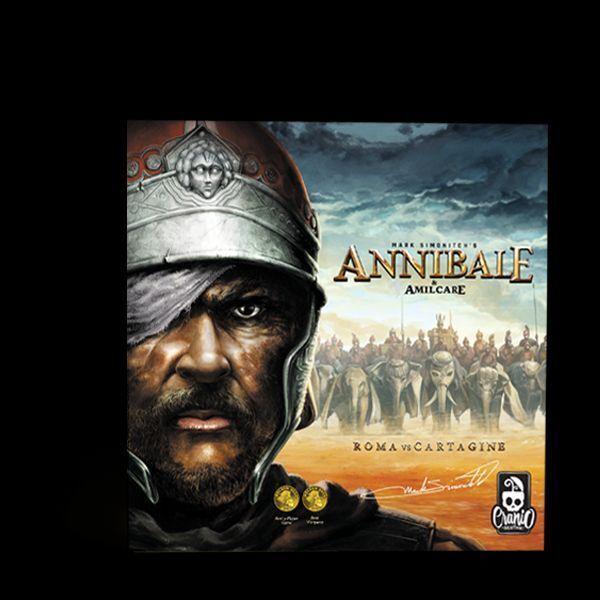 Annibale & Amilcare, Gioco da Tavola, Nuovo Nuovo Nuovo by Cranio, Edizione Italiana ed4d8c