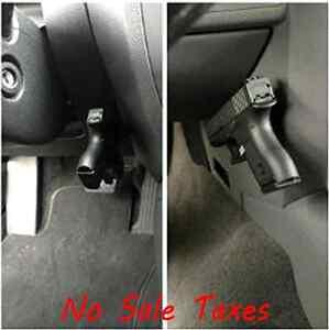 Vehicle Holster Gun Pistol Magnetic Holder Car Under Desk
