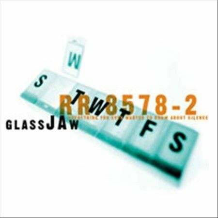 Everything You Ever Wanted To Know About Silence By Glassjaw Post Hardcore Vinyl Jan 2014 Roadrunner Records For Sale Online Ebay