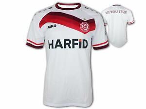 JAKO-Rot-Weiss-Essen-Heim-Trikot-20-21-weiss-rot-RWE-Home-Shirt-Fan-Jersey-S-3XL