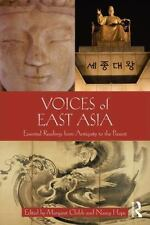 Voices of East Asia : Readings and Images from China, Japan, and Korea (2015,...