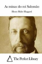 As Minas Do Rei Salomão by H. Rider Haggard (2015, Paperback)