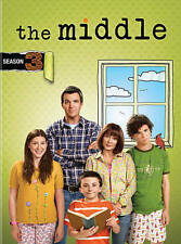 The Middle: Season 3, DVD, Patricia Heaton, Neil Flynn,
