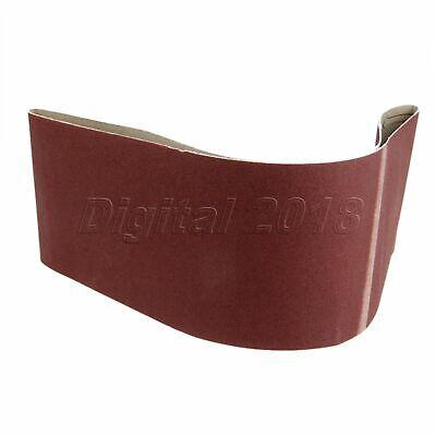 100x915mm Sanding Belts Sharpening Belt Leather Industry Abrasive Polishing Tool