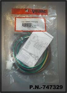 details about oem velvac mirror p n 747329 5 5' remote wire harness rv, motorhome, d s tractor wire harness motorhome wire harness #5