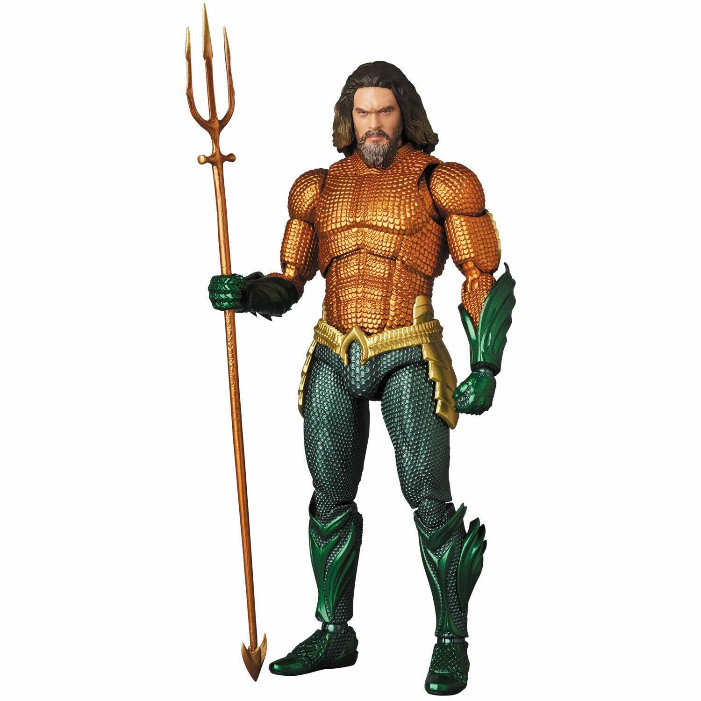 Dc Comic Aquaman Mafex Figure Medicom