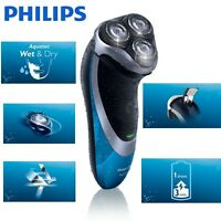 Philips Aquatouch At890 Rechargeable Cordless Shaver With Pop Up Trimmer